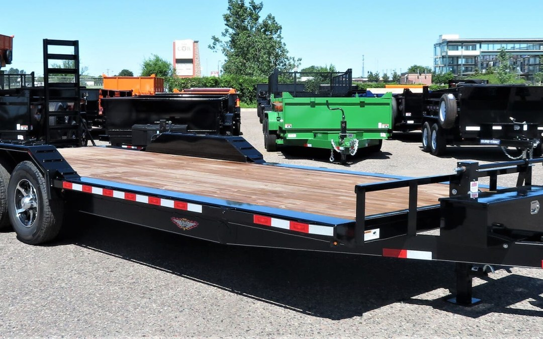 Benefits of Buying a Steel Trailer