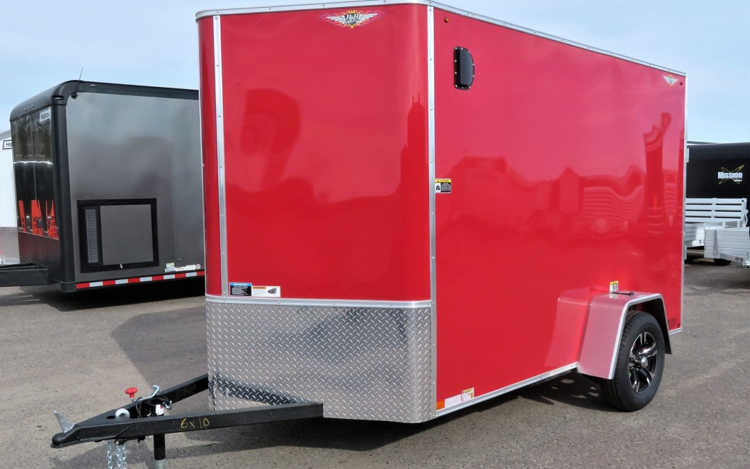 5 Things to Ask Before Buying a Cargo Trailer