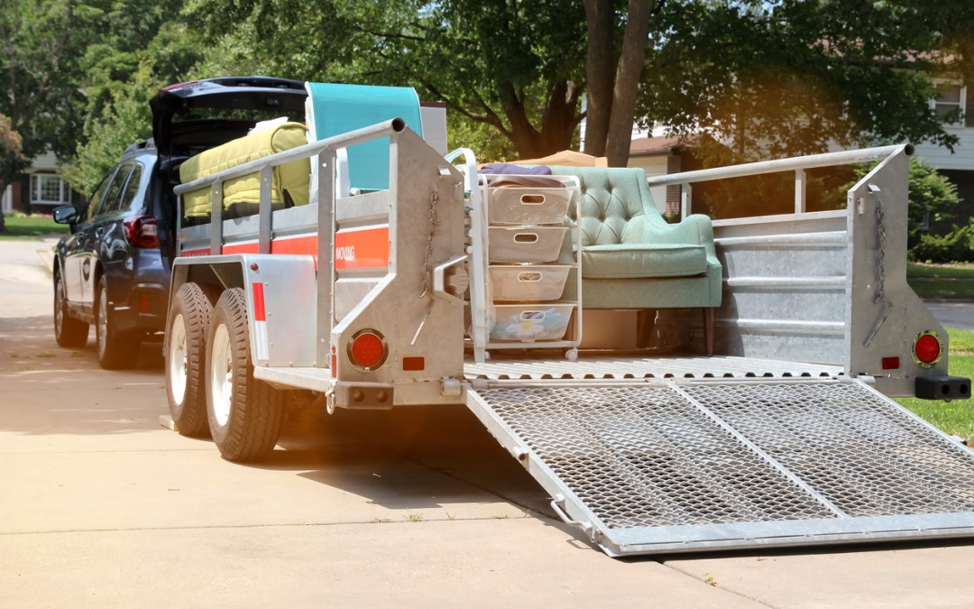 Tips for Towing a Trailer with Heavy Cargo