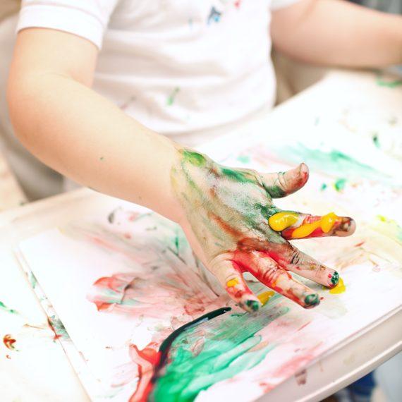 Mitmachangebot – Malen für Zuhause
