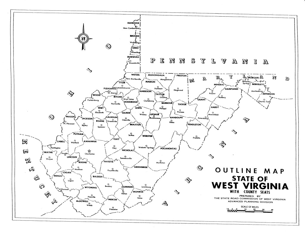 Wv County Quiz