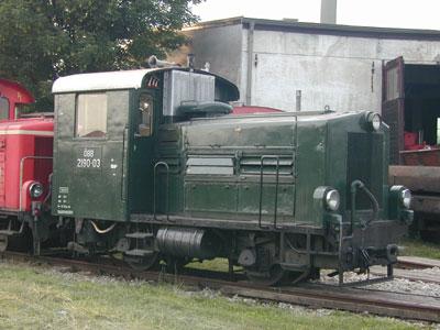 dieselelektrische Lok 2090.03
