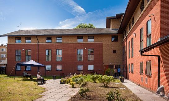 Willesden Court Dementia Nursing Care Home MHA