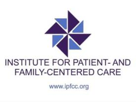 Image result for institute for patient family centered care logo