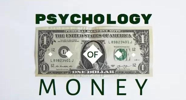 علم نفس المال