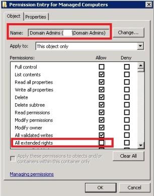 Local Admin Parolalarının Group Policy ve Active Directory İle Merkezi Olarak Yönetimi_14
