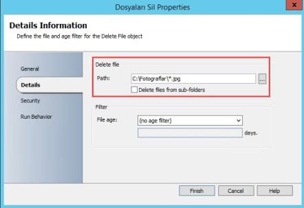 Orchestrator Kullanarak Kullanıcı Fotoğraflarının Active Directory ye İşlenmesi_14