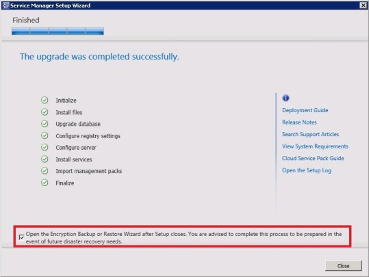 Upgrade Service Manager 2012 Sp1 to 2012 R2_20_1