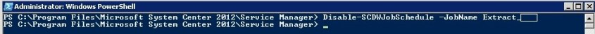 Upgrade Service Manager 2012 Sp1 to 2012 R2_6_1