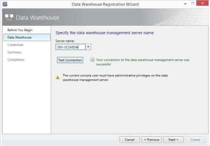 Service Manager 2012 R2 DataWarehose Kurulum ve Ayarlar_22