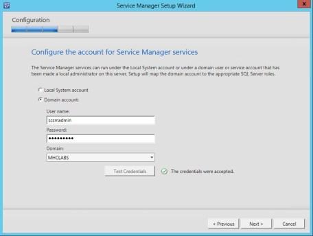 Service Manager 2012 R2 DataWarehose Kurulum ve Ayarlar_8