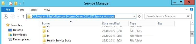 Service Manager 2012 R2 Service Request Stuck on New_4