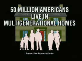 Multi-generation Homes