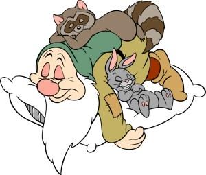 Sleep - from Disney-Clipart.com