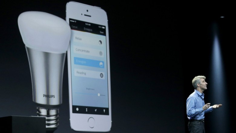 Apple announces HomeKit