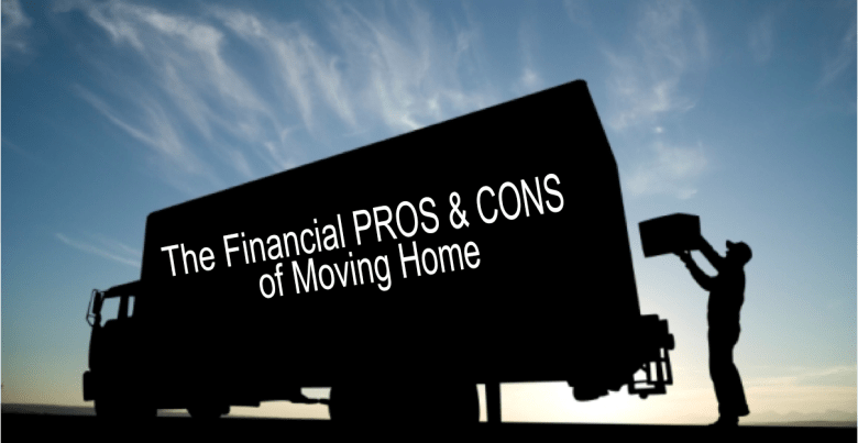 The Financial Costs of Moving Home