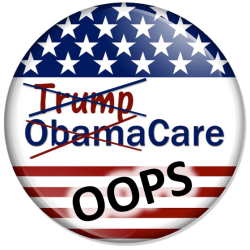 UPDATE 3/24/2017 — Not enough Republicans agreed to pass the American Health Care Act, which would repeal much of Obamacare and kill thousands of Americans by leaving them without health care, so they pulled it.