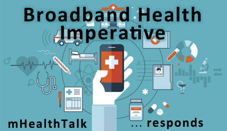 FCC Broadband Health Initiative - Modern Health Talk responds