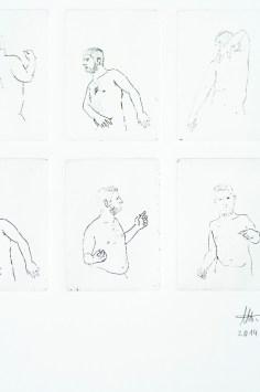 Dance. Art. Process. IV detail