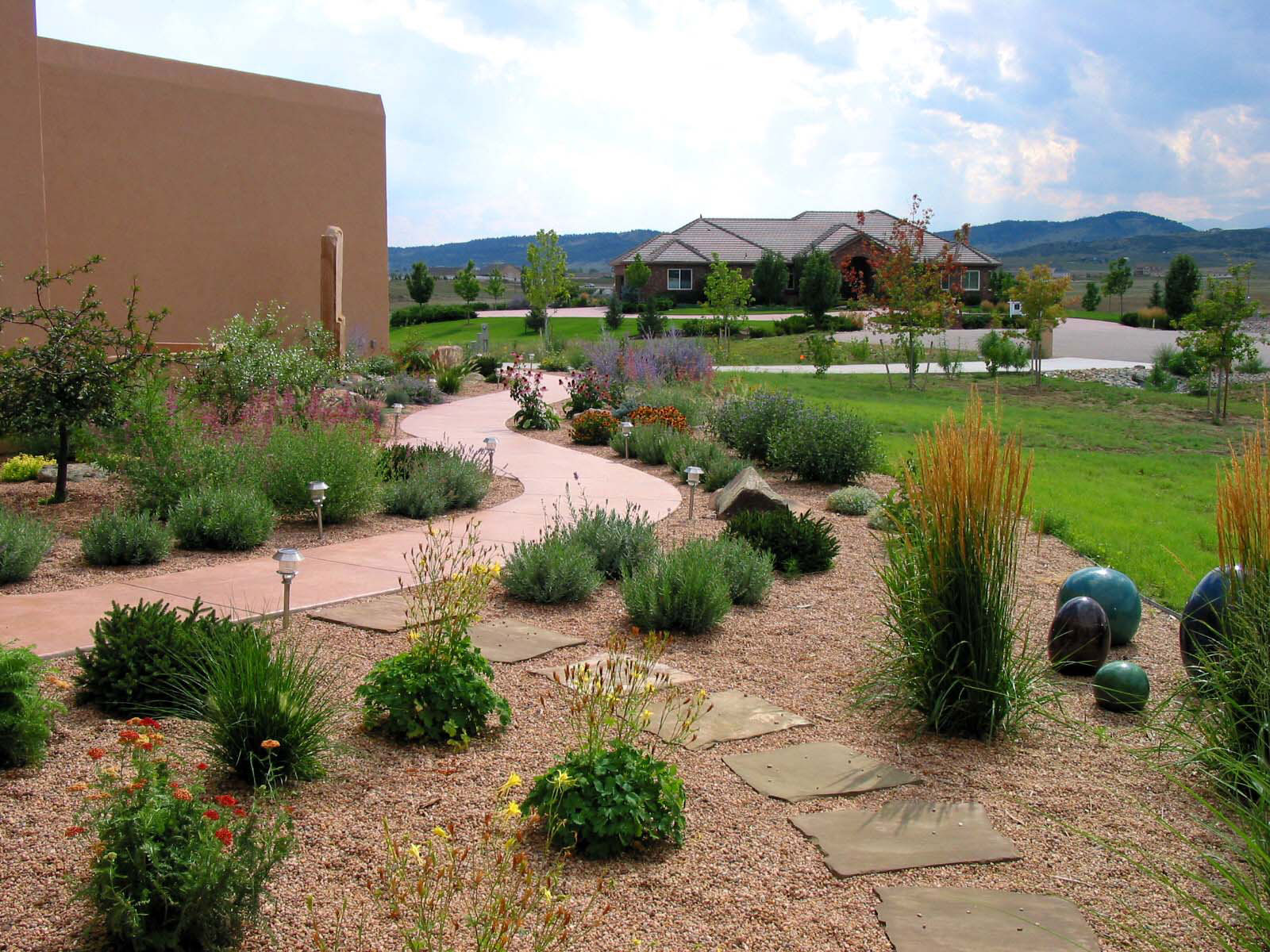 Xeriscape Landscaping | Mountain High Design on Xeriscape Backyard Designs  id=99657