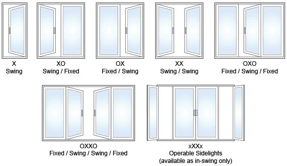 consider when buying patio doors