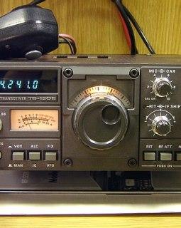 Kenwood TS-120S Parts