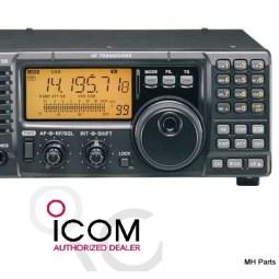 Icom IC-718 and Parts