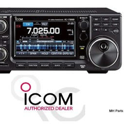 Icom IC-7300 and Parts