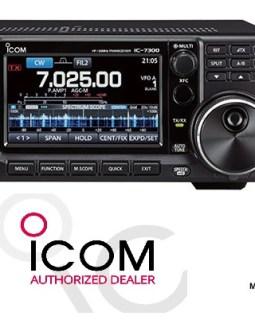 Icom IC-7300 and Parts