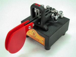 Vibrocube Standard Upgraded Morse Key