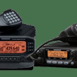 Kenwood VHF UHF