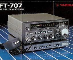 Yaesu FT-707 Parts