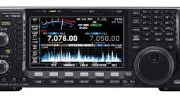 Icom IC-7600 and Parts