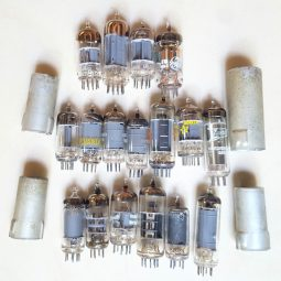 Drake TR4 Transceiver Full set of tubes
