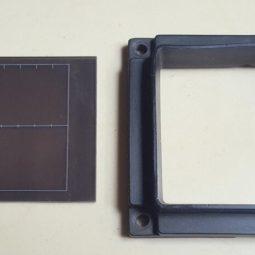 Yaesu YO-901 Multiscope External Plastic Frame and sheet