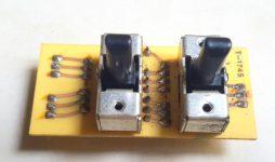 Yaesu YO-901 Multiscope Internal Board T-1745-P2