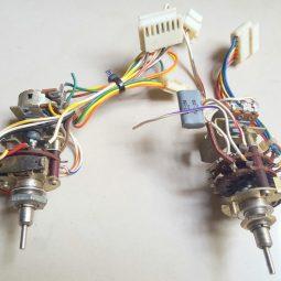 Yaesu YO-901 Multiscope Special (2) Original Switch Buttons