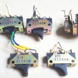 Yaesu FL-2100  Original Switch Buttons Lot of (5)