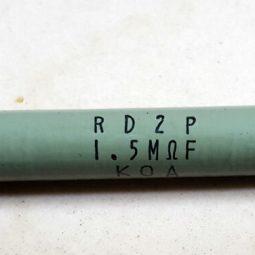 Yaesu FL-2100 RD2P 1.5 mfd KOA Resistor