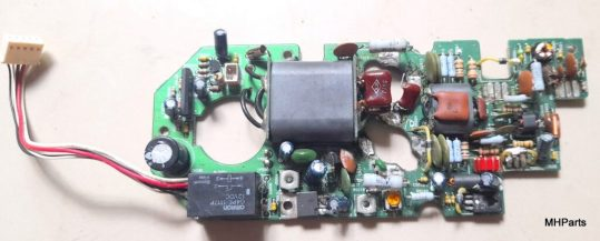 Yaesu FT-840 Original PA unit only for parts not working
