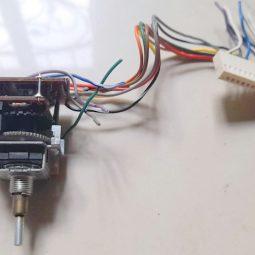 YAESU FT-107M Original Button Omron 04 05
