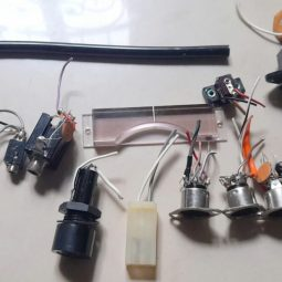 YAESU FT-107M Mix Lot of Parts