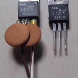 YAESU FT-107M Original Transistors