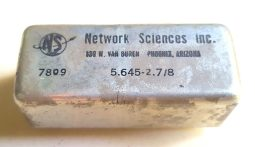 Atlas 215X SSB Transceiver LOT#7 Original Cristal