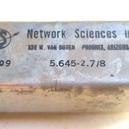 Atlas 215X SSB Transceiver LOT#7 Original Cristal