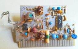 Atlas 215X SSB Transceiver LOT#16 Board PC-200D