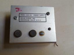 Atlas 220 CS Power Supply LOT#3 Regulator part