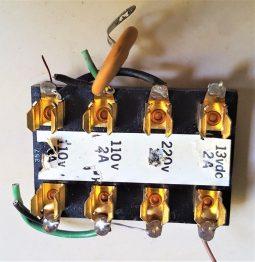 Atlas 220 CS Power Supply LOT#9 Fuse Part