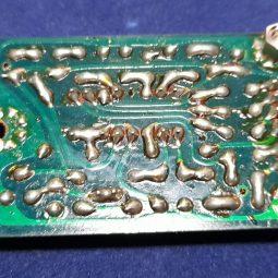 Icom IC-720A Original Board B491 Used