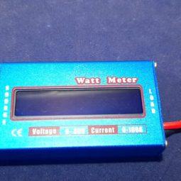Yaesu FT-817 Original LDG Watt Meter Source ZLD-IC-PAC-6 Used